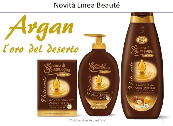 Spuma di Sciampagna: novità Argan e concorso - http://www.wdonna.it/spuma-di-sciampagna-argan-concorso/58256?utm_source=PN&utm_medium=Gossip&utm_campaign=58256