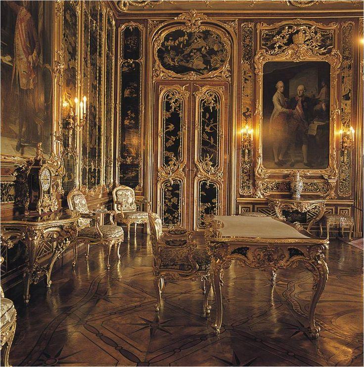 Salão de Chá do Palácio de Angeles.