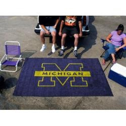 "Michigan Wolverines Tailgating Ulti-Mat 60""x96"": Tailgating Mats, Ncaa Outdoor, Area Rugs, Nylons Ncaa, By Mats, Ultimat, Products, Ulti Mats, Univ Nylons"