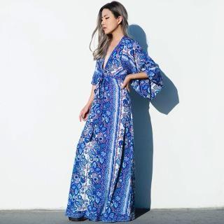 Tularosa maxella maxi dress