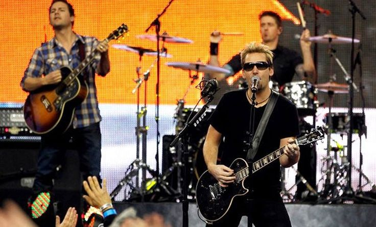 FOR ONLY $299 per couple, join the fun with Nickelback and guest Daughtry live in concert at the Mid-Florida Credit Union Amphitheatre in sunny Tampa, Florida!!!