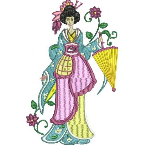 Fine Geisha