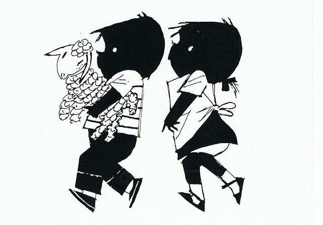 B৲( °৺° )৴K                                                           Jip en Janneke by Bettine1986, via Flickr