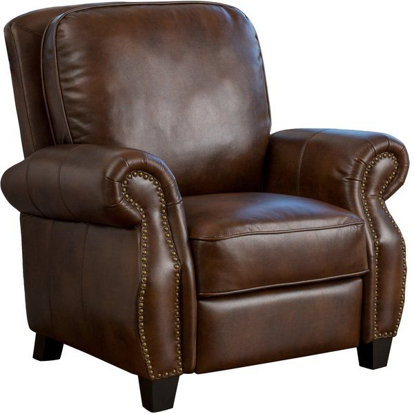 Real Leather Recliners Home Interior Design Ideas In 2020 Leather Recliner Brown Leather Recliner Recliner Chair