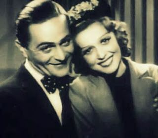 Adolf Dymsza i Renata Radojewska: Niedorajda 1937