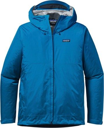 Patagonia Men's Torrentshell Jacket Andes Blue XXL