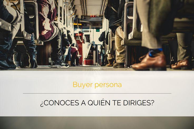 Define tu buyer persona - Comunique Studio