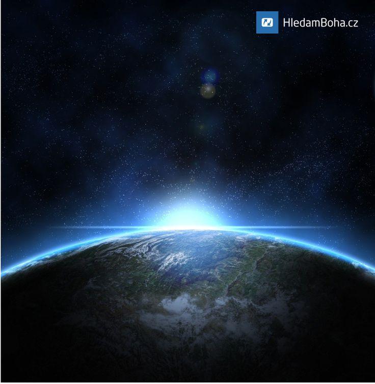 Existuje Bůh? A jestli ano jaký je? Zajímáme ho?   www.hledamboha.cz #hledambohacz #Bůh