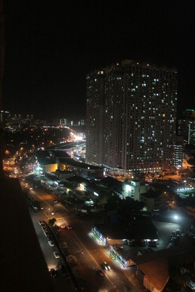 Penang at night 3