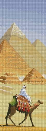 Скачать схемы вышивки Африка и Египет