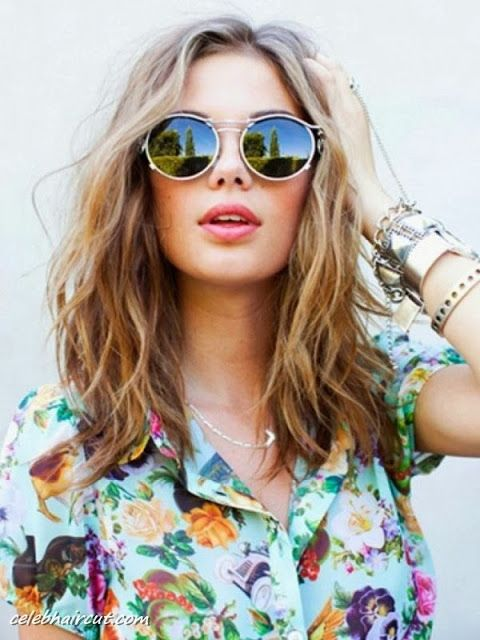 Choose+Hairstyle+for+Medium+Length+Hair+3 How To Choose Hairstyle for Medium Length Hair