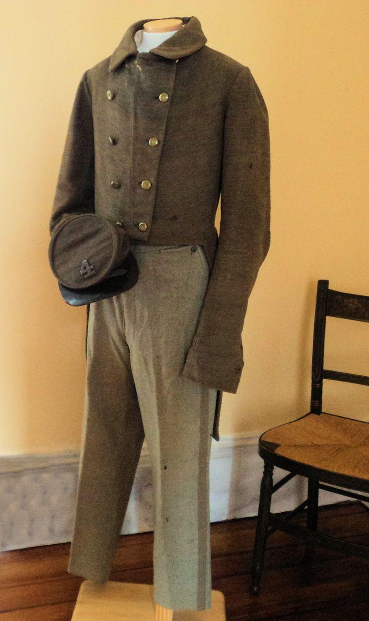 Stonewall Brigade, 1st Manassas, KIA | Civil War Uniform ...