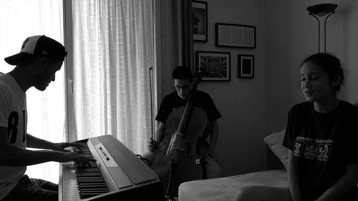 Sia - Chandelier - Cover Piano Cello Voice