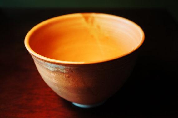 Medium ceramic bowl by kthompson5 on Etsy, $25.00