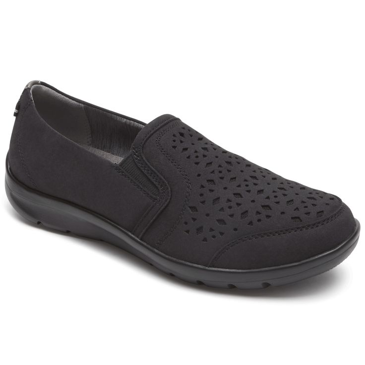 Shop the Moreza Twin Gore Slip-On from the Official Online Rockport Store.