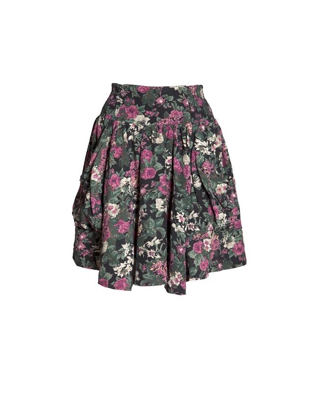 Indiska flower skirt