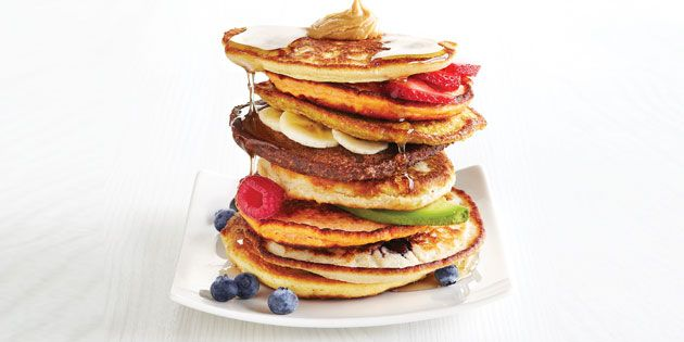 Sweet or savory, we've got a pancake for you. Here are seven pancake recipes so good even  your oatmeal is drooling!