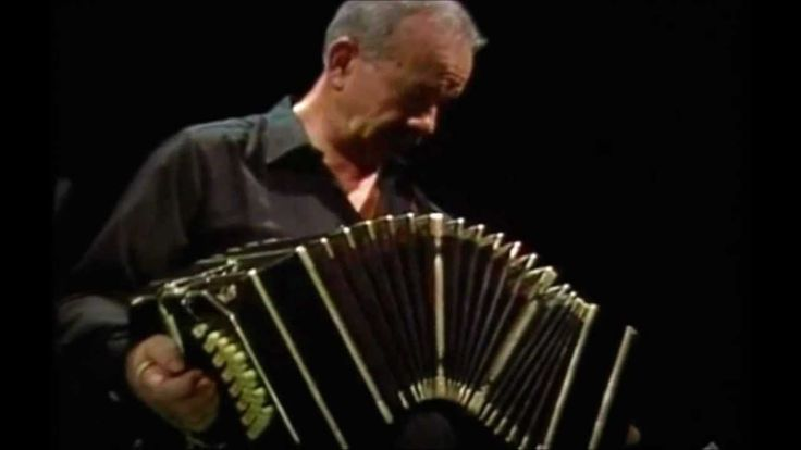 Astor Piazzolla y Quinteto Tango Nuevo Live in Utrecht, 1986 (+playlist)