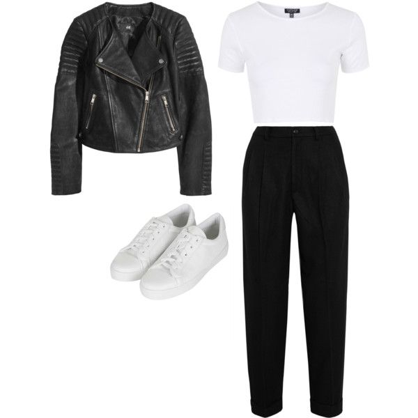 by agneslilian on polyvore featuring topshop, h&m and missoni
