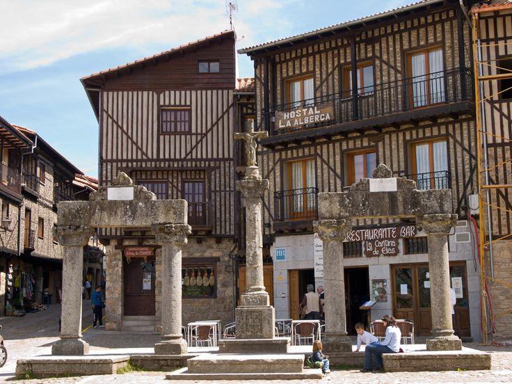 45 best images about sierra de francia salamanca on for Alberca pueblo de salamanca