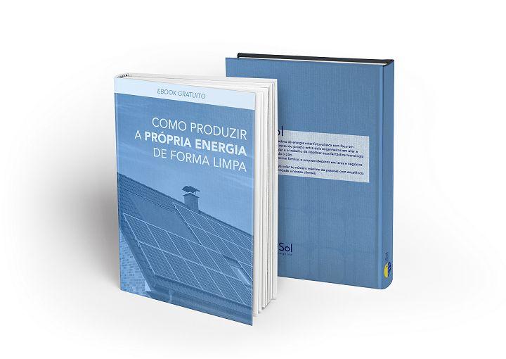 Te interesse por energia solar mas são sabe como aproveitar de verdade a tecnologia? Comece por aqui baixando nosso eBook-Grátis!