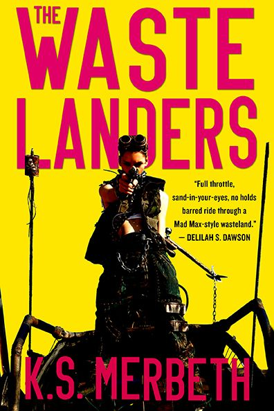 Coverreveal The Wastelanders The Wastelanders 1 2 By K S