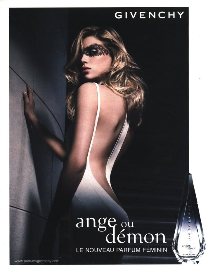 Ange ou démon...one of my favourite perfumes!