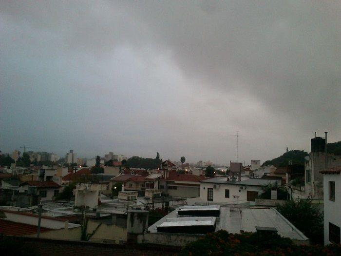 ¿continuaran las precipitaciones el fin de semana?: El Servicio Meteorológico Nacional brindó el pronóstico para los próximos días para la…