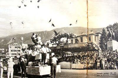 3. Uluslararası Bursa festivali 1964
