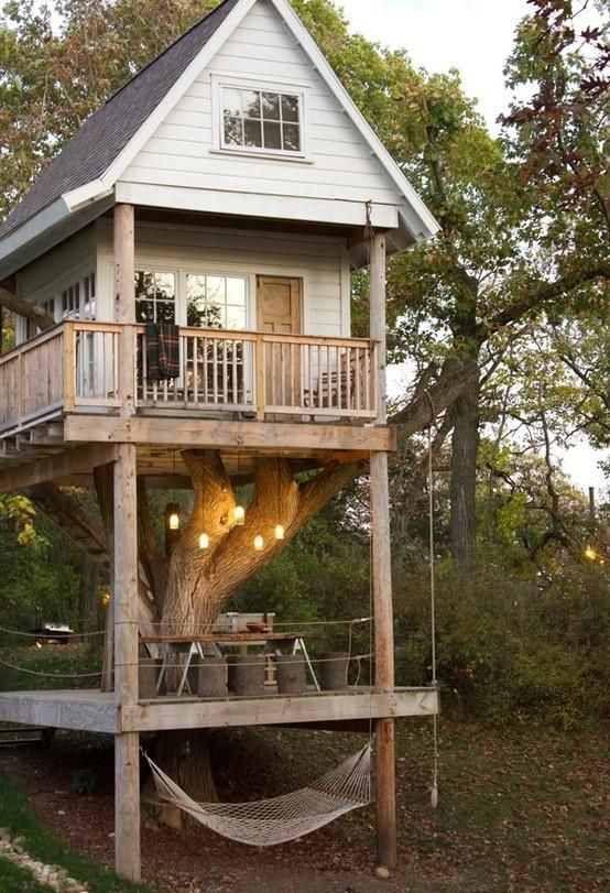The 'little house' movement is a perfect solution to cut back on carbon footprint & have a bigger slice of your paychecks to enjoy life.. this triple-decker design offers a great life style - perfect for hill country, low country, or forest.