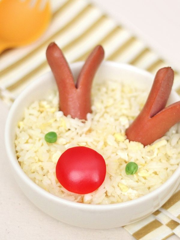 La recette du risotto de Rudolphe le petit renne                                                                                                                                                     Plus