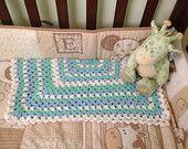 handmade crochet blanket from Babys Precious Gifts