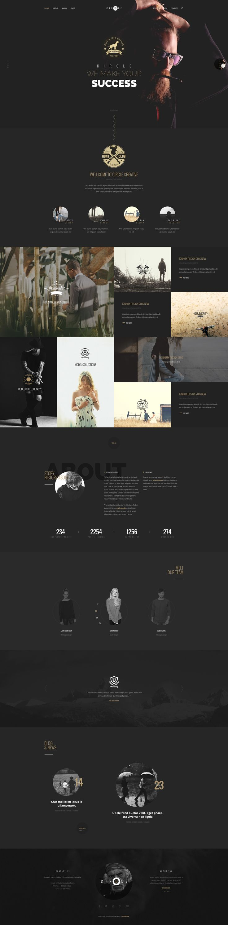 103 best Web images on Pinterest | Editorial design, Web layout and ...