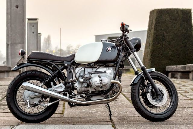 BMW R100R Strong Motorcycles