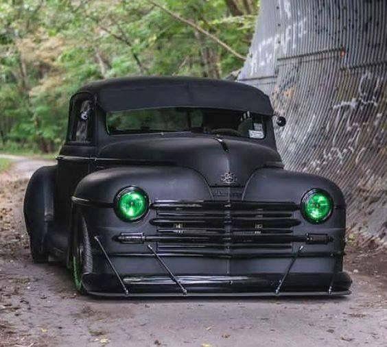 Mean looking...