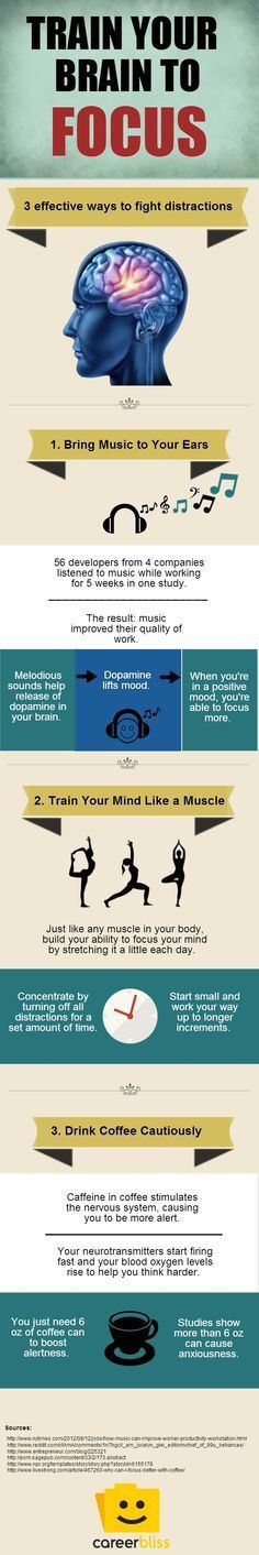 https://www.careerbliss.com/infographics/3-ways-to-train-your-brain-to-focus-infographic/?utm_campaign=122013-update&utm_medium=pinterest&utm_source=social......