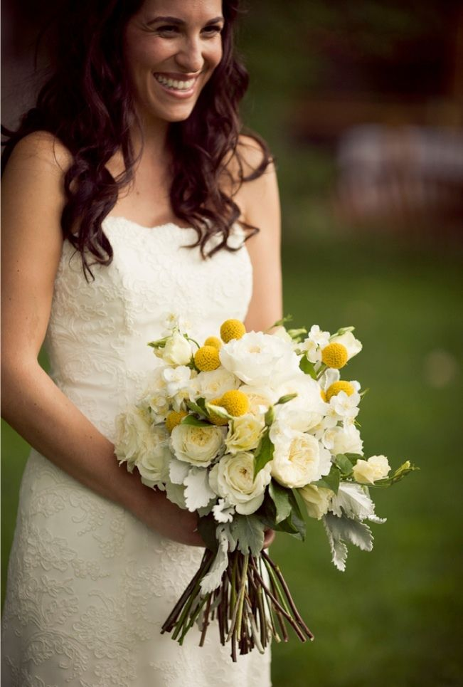 Sweet Violet Bride - http://sweetvioletbride.com/2013/01/lyons-farmette-wedding-from-ashley-davis-photography/    Flowers By: Living Interiors    Photo By: Ashley Davis   