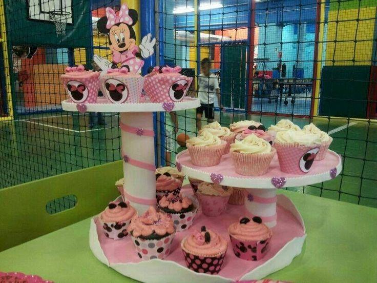 Bases Para Cupcakes Fiestas Infantiles - Bs. 950,00 en MercadoLibre