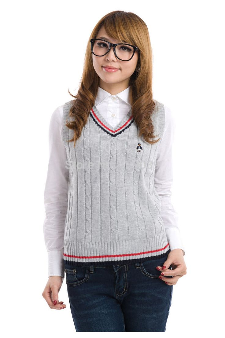 15 best Awesome Womens Sweater Vest images on Pinterest | Ivory ...
