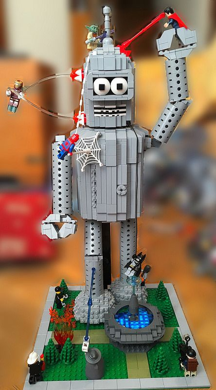 Bender's Attack | by car_mp