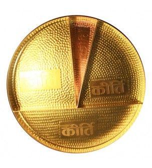 Pie Chart Hindi Kirti Thaali