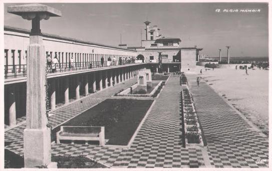 Mamaia - anii 40