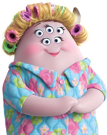 Ms. Squibbles in Monsters University