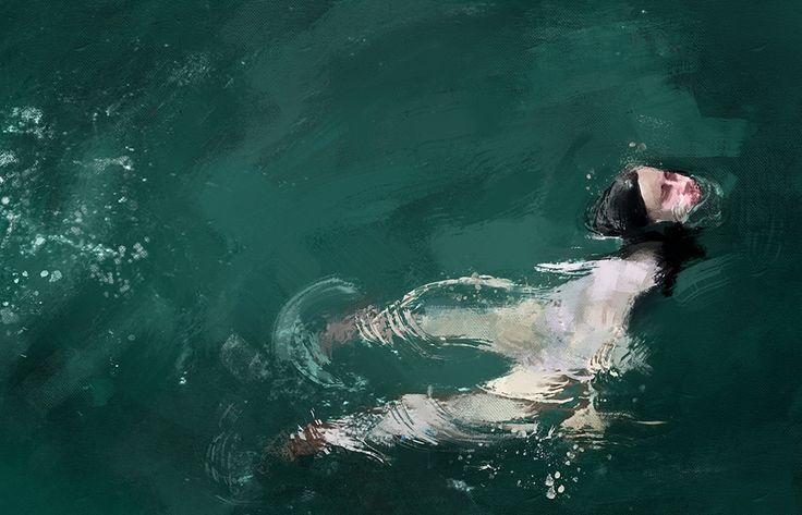 Pedro Covo- Swimmer 4