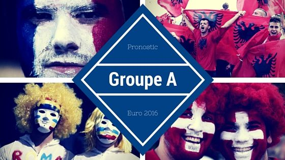 Pronostic Groupe A - Euro 2016