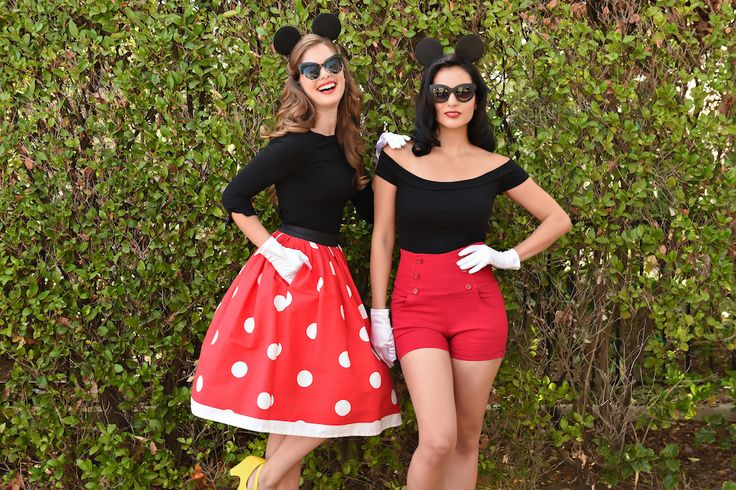This online store is a DisneyBounder's dream come true | Unique Vintage | Mickey Mouse & Minnie Mouse fashion | [ https://style.disney.com/shopping/2016/07/15/unique-vintage-disneybound/ ]