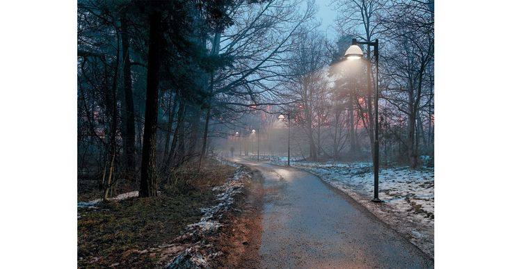 We love the drama the Bernini post ads to the most common of walk paths, especially in the early mornings such as in this picture. Call us romantic!