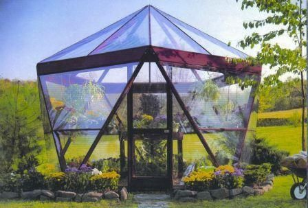 Geodesic Dome Greenhouse More Use For Starplate Building