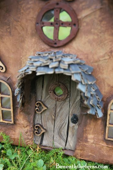 210 best images about fairy house windows and doors on for Works elf door