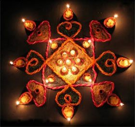 Diwali Calendar 2013 - Diwali Calendar Dates 2013 - Deepavali Calendar 2013